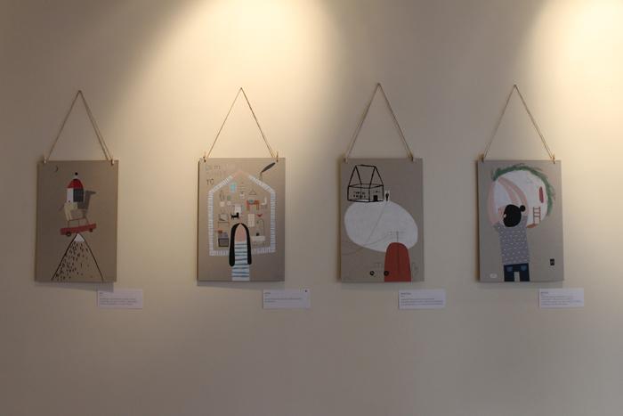Dmad_Ilustraciones verticales Teresa Bellón
