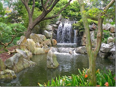 El jard n chino de la amistad en sidney for Jardin chino
