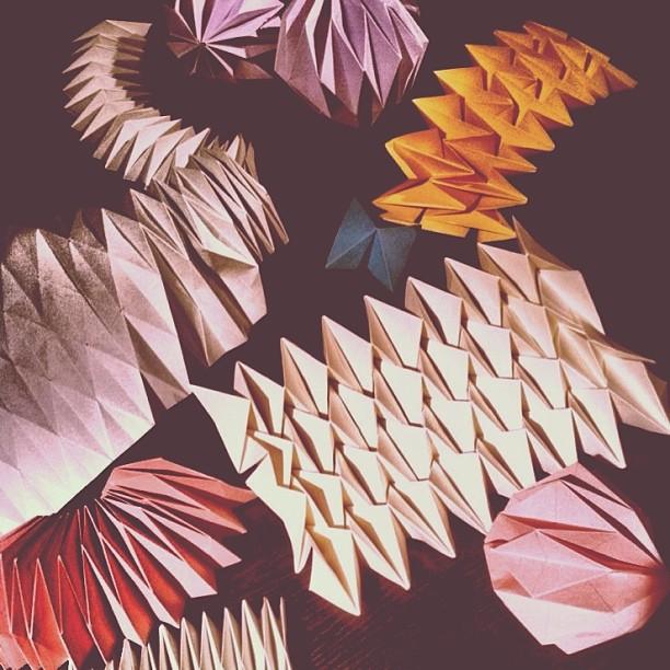Dmad_Taller de origami