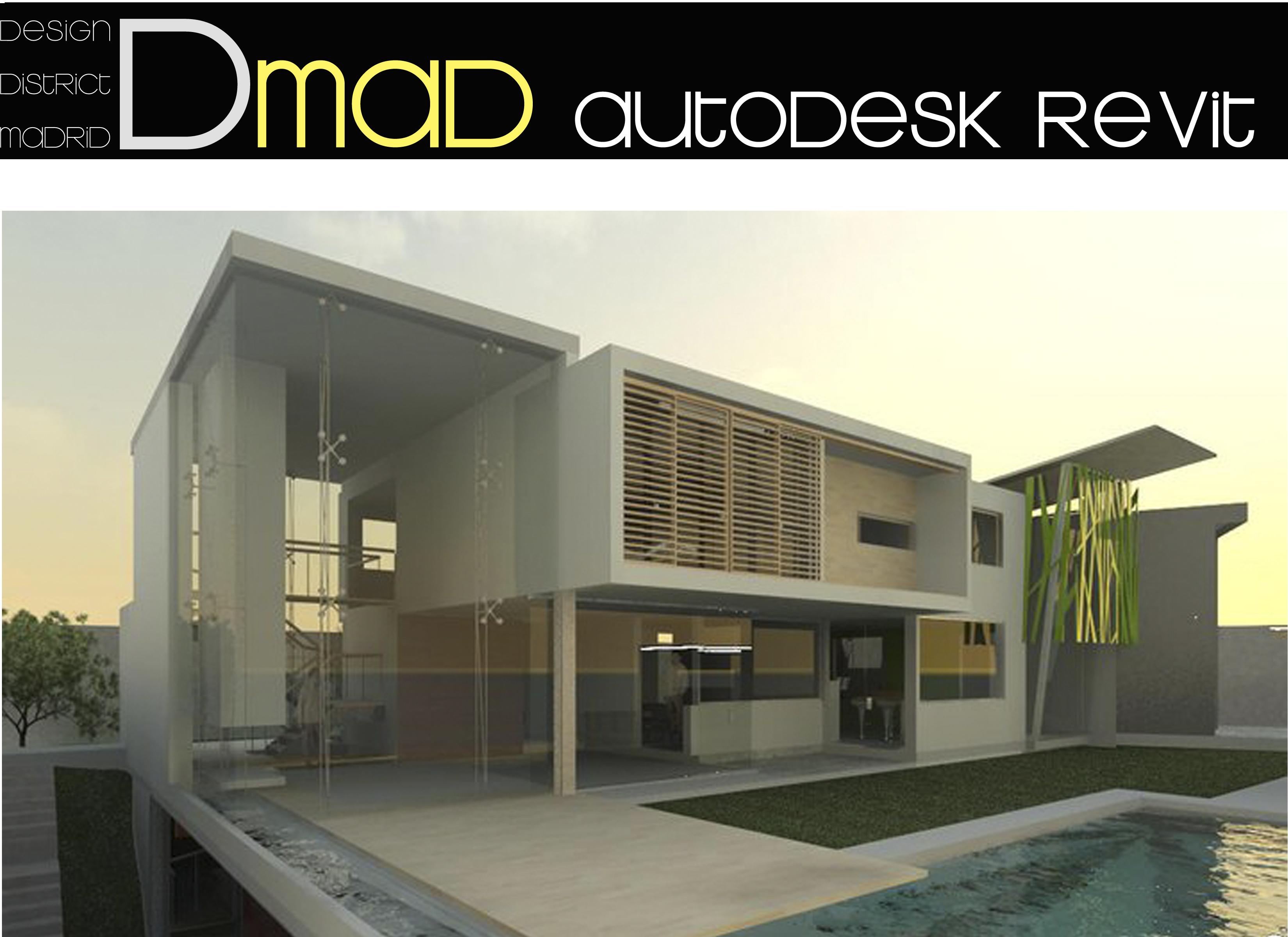 Dmad_Master Class Autodesk Revit